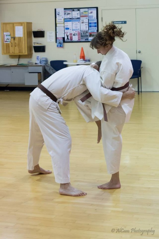 Karate for Adults in Sackville, Bedford, & Hammonds Plains